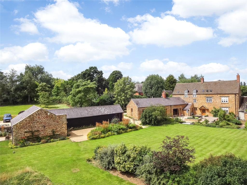 5 Bedrooms Detached House for sale in Clifton, Banbury, Oxfordshire