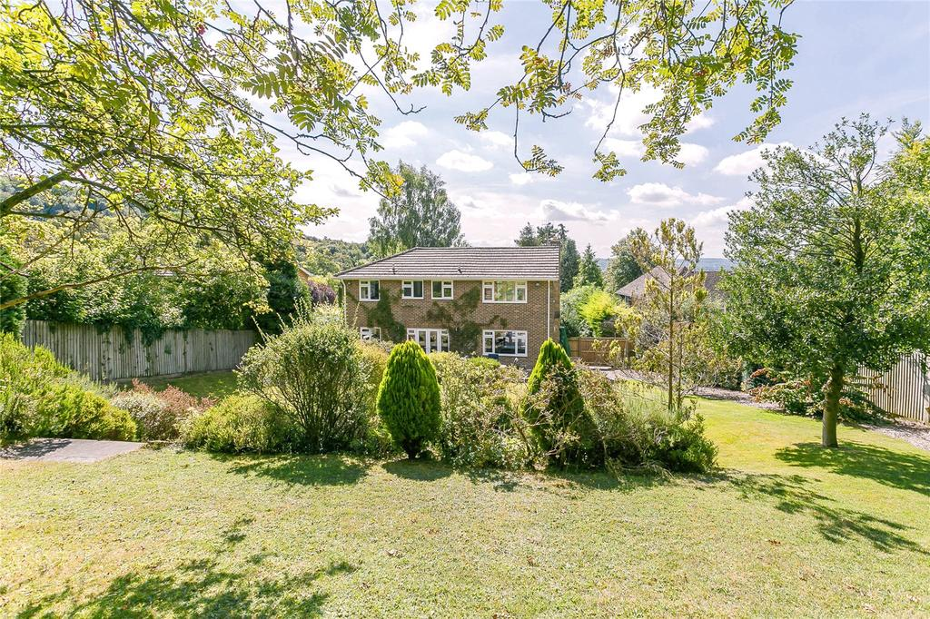 5 Bedrooms Detached House for sale in Greenhill Road, Otford, Sevenoaks, Kent