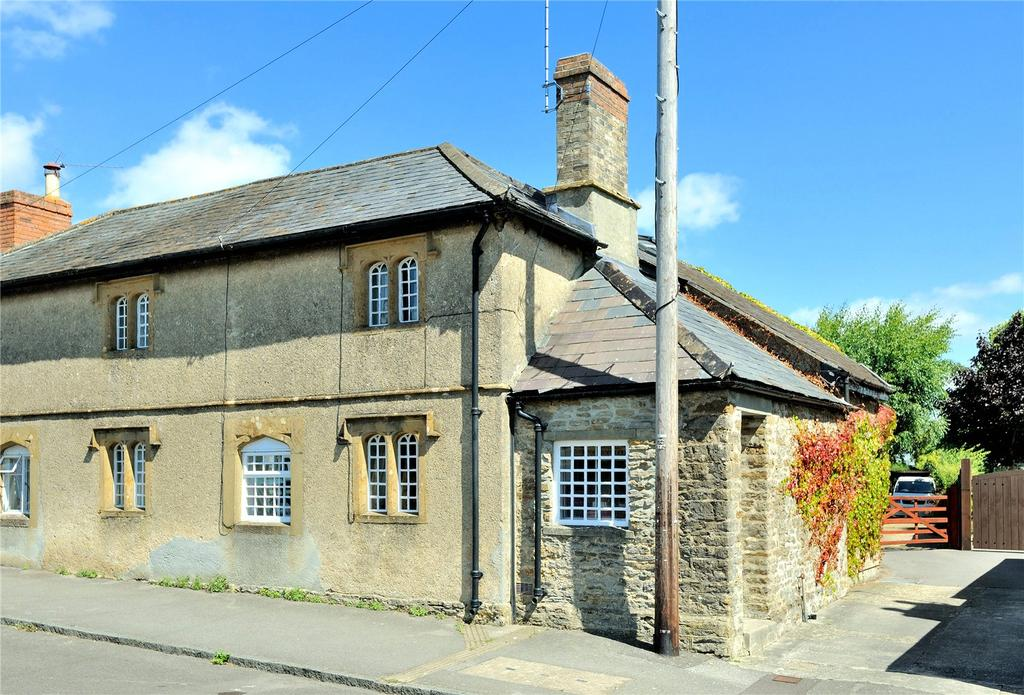 3 Bedrooms Semi Detached House for sale in Anglesea Cottages, Stalbridge, Sturminster Newton, Dorset