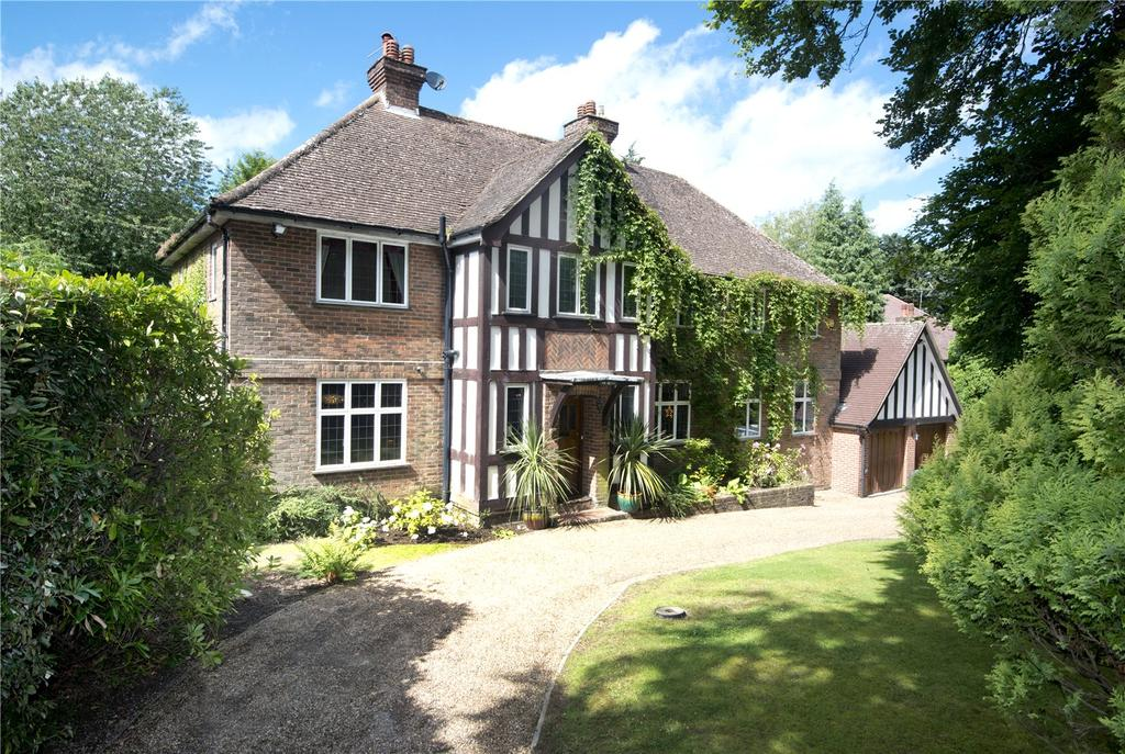 5 Bedrooms Detached House for sale in Ashgrove Road, Sevenoaks, Kent, TN13