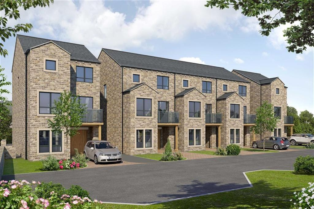 4 Bedrooms Town House for sale in School Lane, Kirkheaton, Huddersfield, HD5