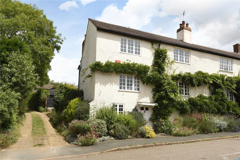 4 Bedrooms Semi Detached House for sale in Watling Street, Little Brickhill, Buckinghamshire, MK17