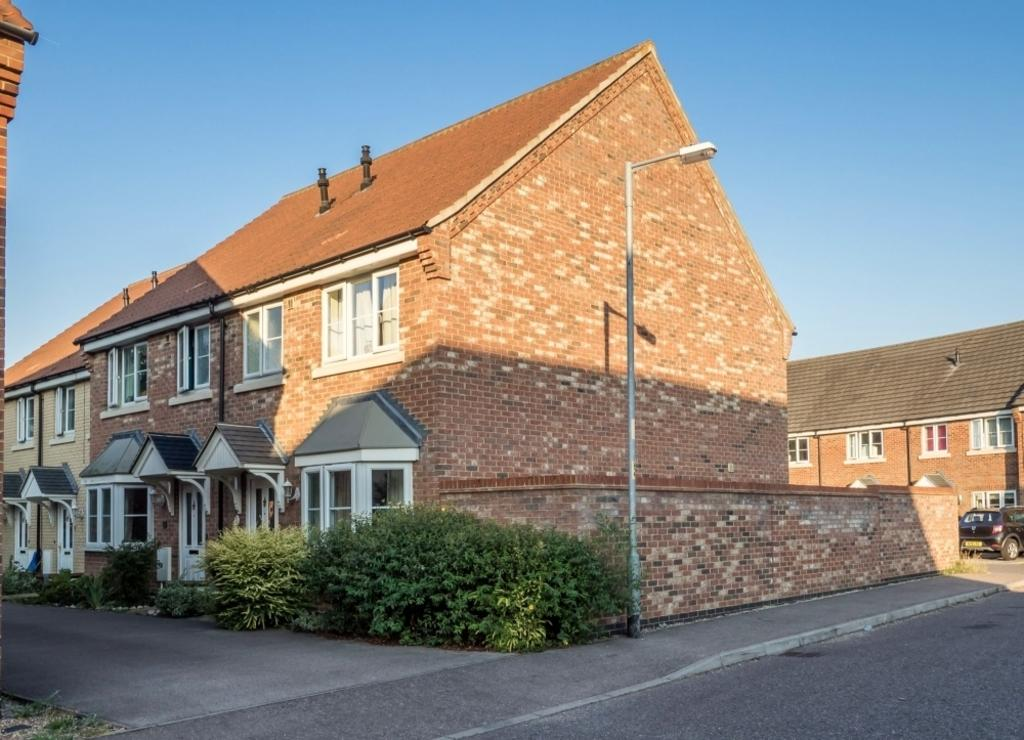 3 Bedrooms End Of Terrace House for sale in Arnold Pitcher Close, North Walsham