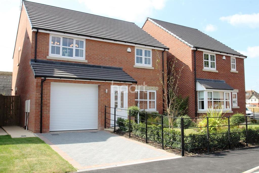 4 Bedrooms Detached House for sale in The Dakota, Blakestone Glade