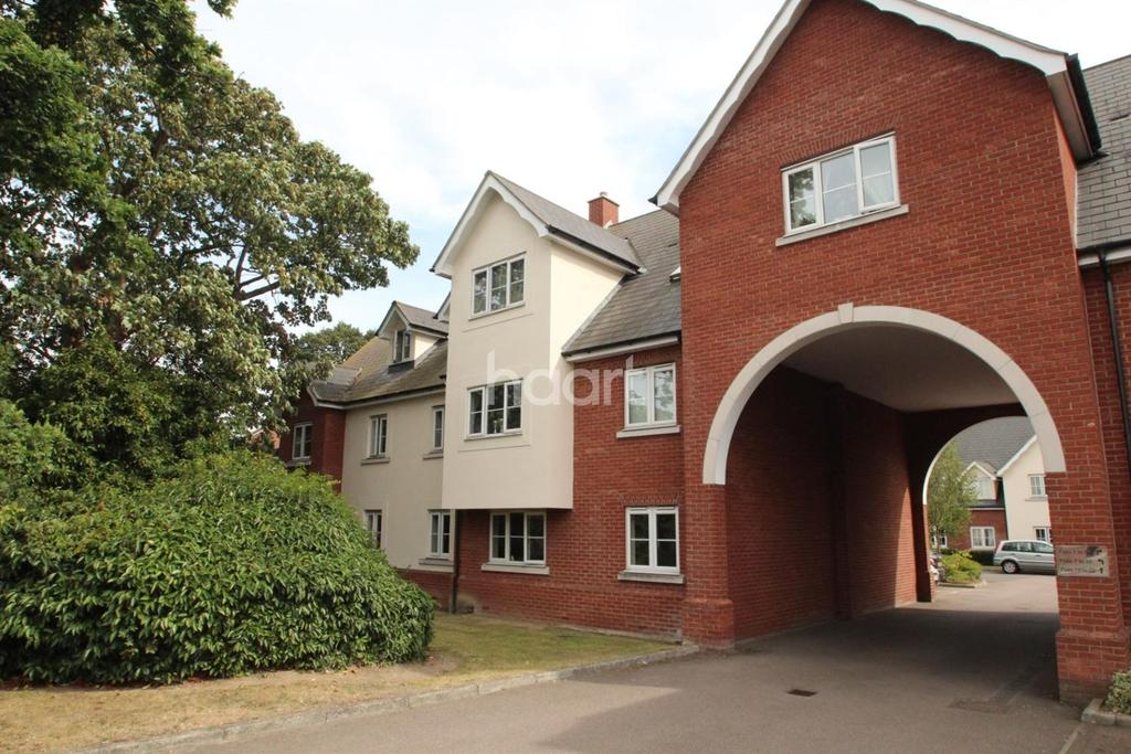 1 Bedroom Flat for sale in Vicarage court, Colchester