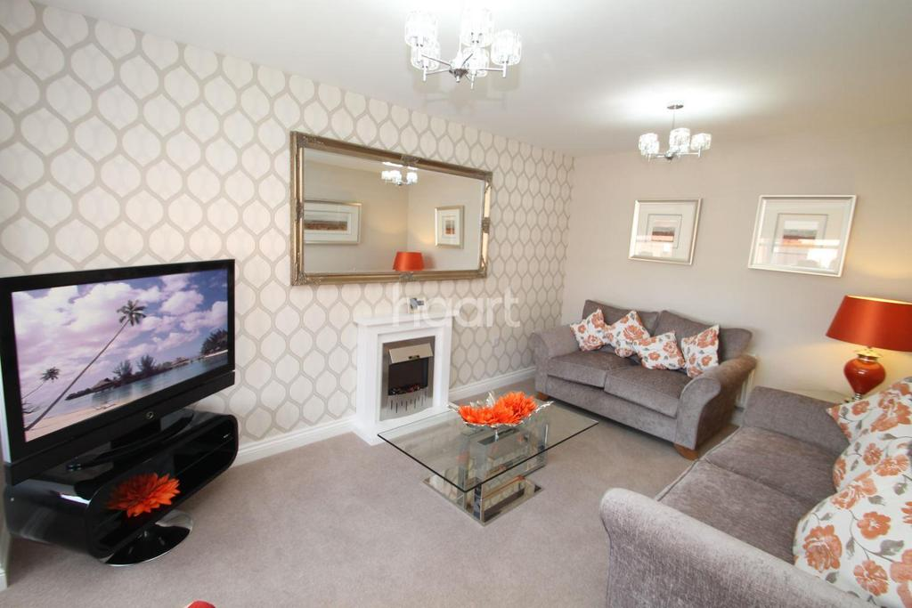 3 Bedrooms Semi Detached House for sale in The Spitfire, Blakestone Glade
