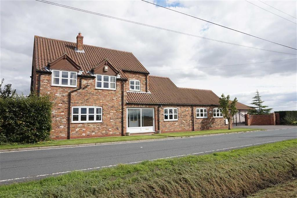 4 Bedrooms Detached House for sale in Tongue Lane, Gilberdyke, Gilberdyke, East Yorkshire, HU15