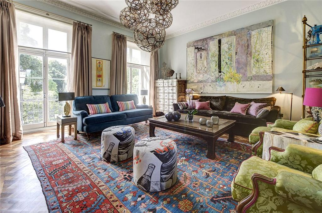 7 Bedrooms Terraced House for sale in Royal Crescent, Notting Hill, London, W11