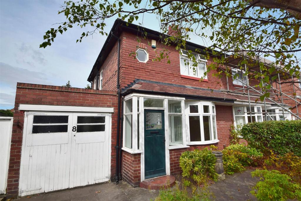 2 Bedrooms Semi Detached House for sale in Fairfield Green, West Monkseaton
