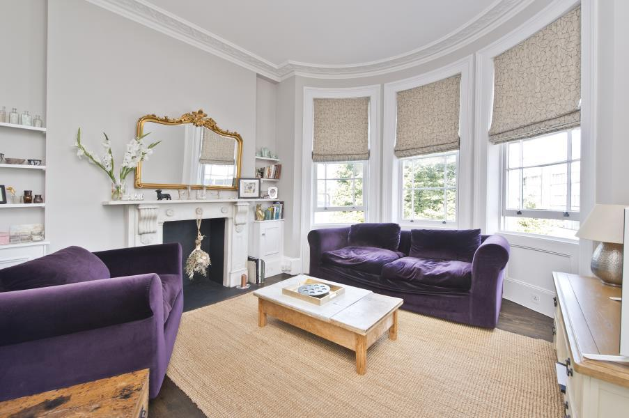 1 Bedroom Flat for sale in Stanley Gardens, Notting Hill W11