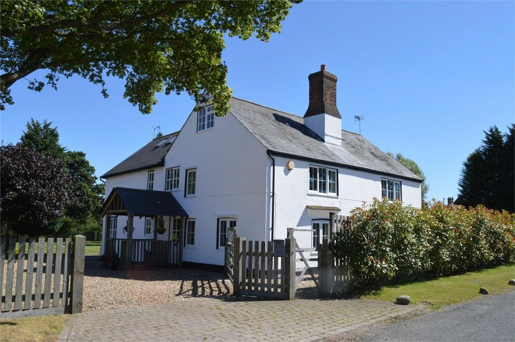 5 Bedrooms Detached House for sale in Morrice Green Cottage, Nuthampstead, Royston