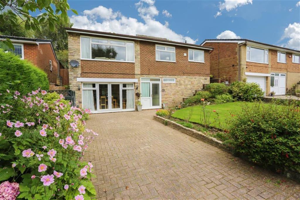 4 Bedrooms Detached House for sale in Fernwood, Marple Bridge, Cheshire