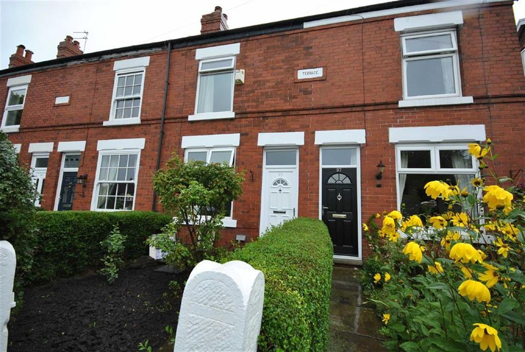2 Bedrooms Terraced House for sale in COPPICE ROAD, POYNTON, Cheshire