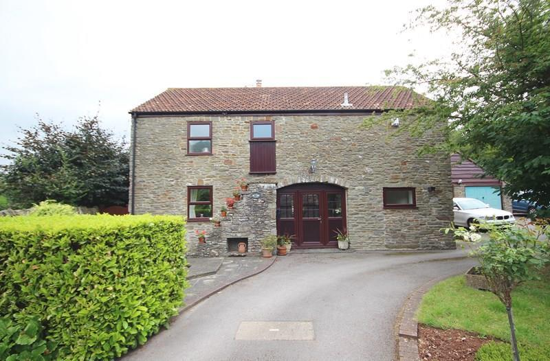 4 Bedrooms Barn Conversion Character Property for sale in Temple Bridge, Temple Cloud, BRISTOL