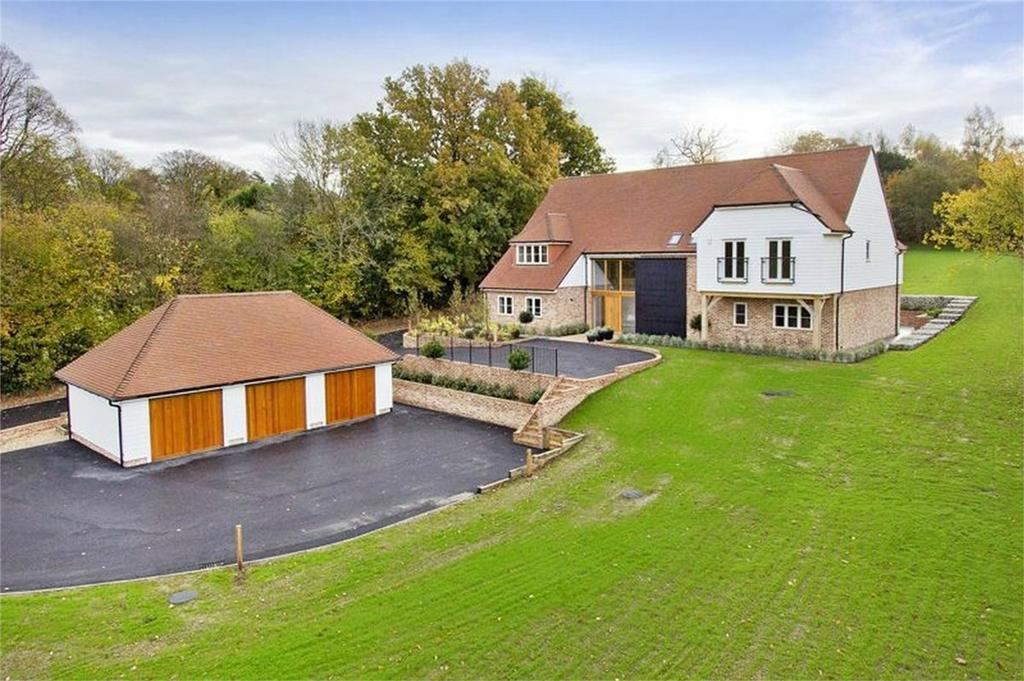 5 Bedrooms Detached House for sale in Newtons Hill, HARTFIELD, East Sussex