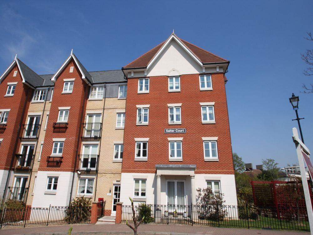 2 Bedrooms Retirement Property for sale in Salter Court, St Marys Fields, Colchester, Essex