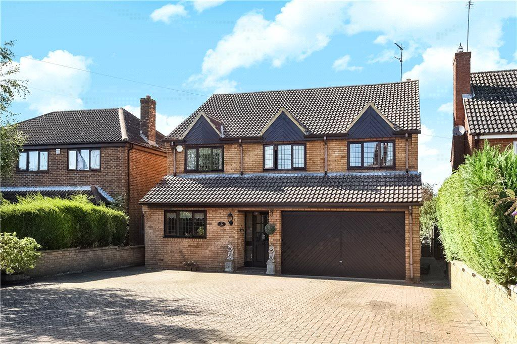 4 Bedrooms Detached House for sale in Rushden Road, Wymington, Rushden, Northamptonshire