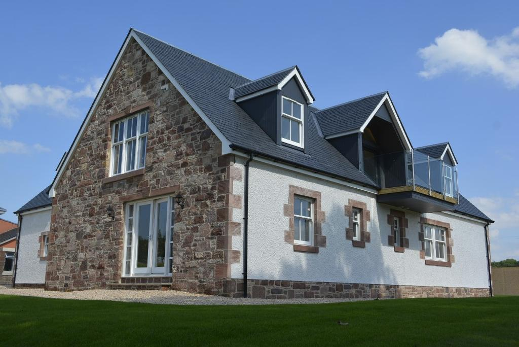 3 Bedrooms Terraced House for sale in Croy Buchanan Steadings, Killearn, Stirlingshire, G63 9QH
