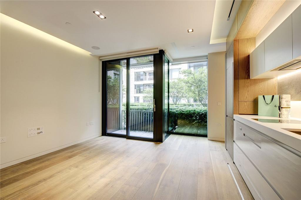Studio Flat for sale in Pearson Square, Fitzroy Place, W1T