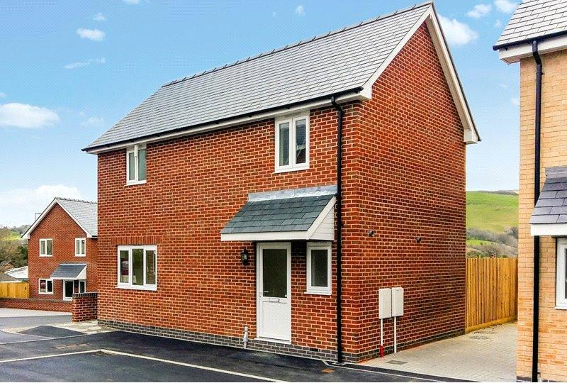 3 Bedrooms Detached House for sale in East Street, Rhayader, Powys