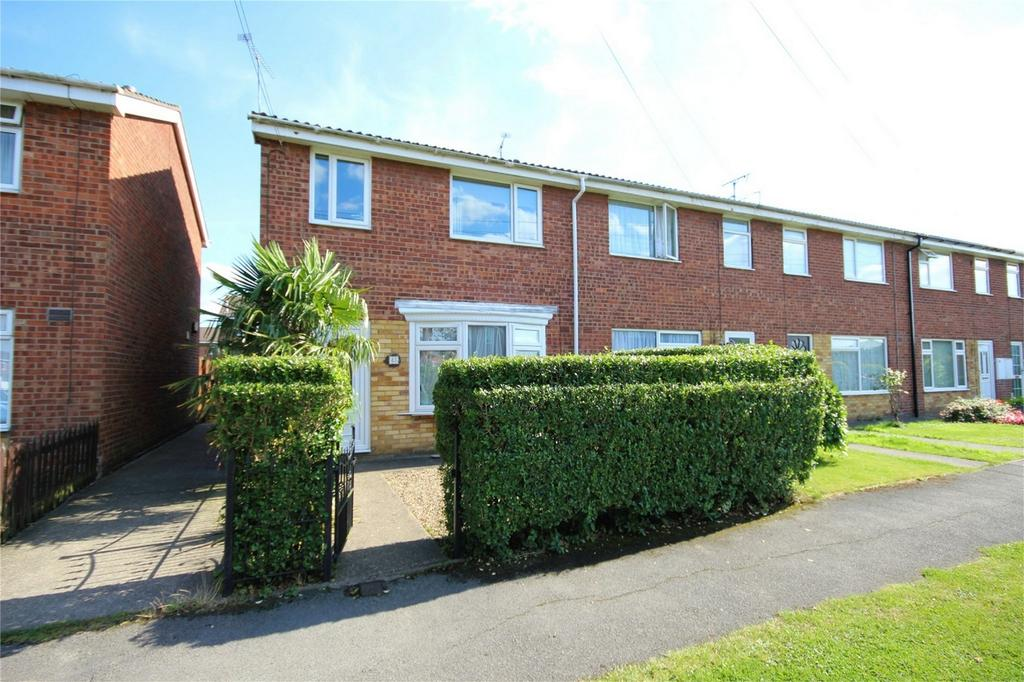 3 Bedrooms End Of Terrace House for sale in Grove Park, Beverley, East Riding of Yorkshire