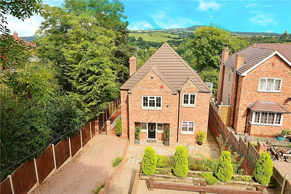 5 Bedrooms Detached House for sale in Patchetts Lane, Bewdley, Worcestershire, DY12