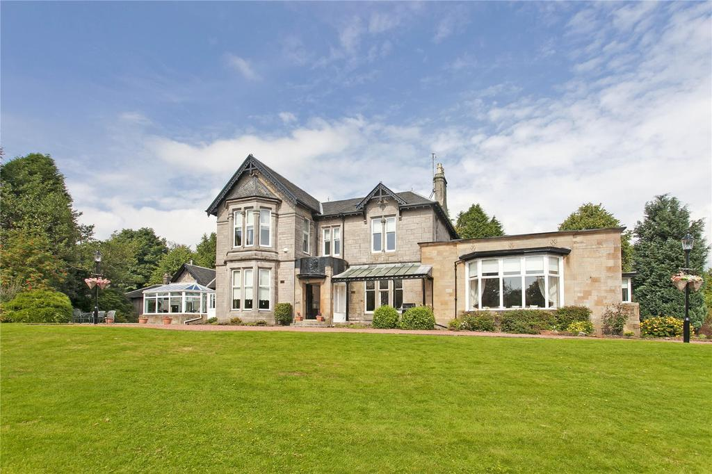 5 Bedrooms Detached House for sale in Inverleven House, Dixon Drive, Dumbarton