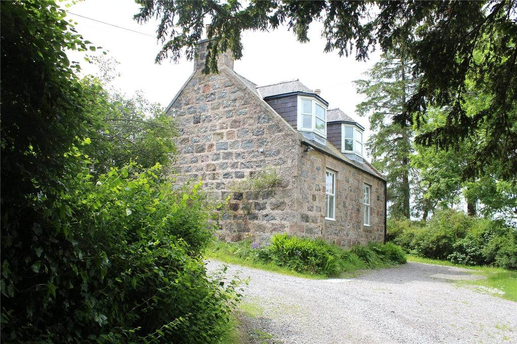 3 Bedrooms Detached House for sale in West Balbridie, Crathes, Banchory, Kincardineshire