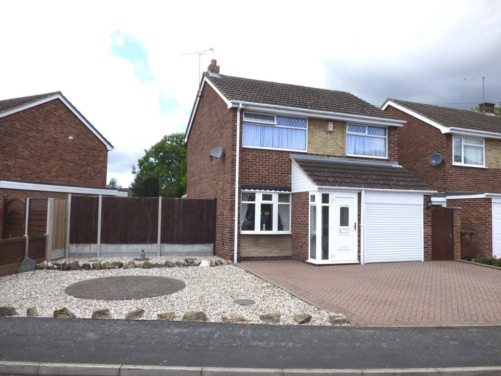 3 Bedrooms Detached House for sale in Bramell Close, Branston