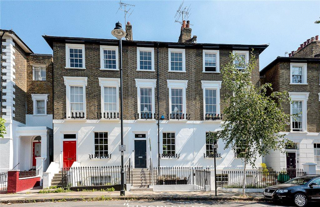 3 Bedrooms Terraced House for sale in Hemingford Road, Barnsbury, London, N1