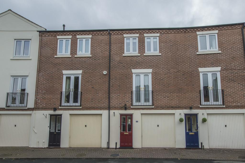 4 Bedrooms Town House for sale in Severnside Mill, Bewdley