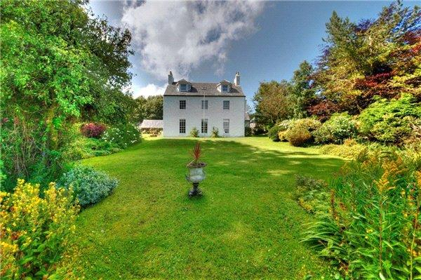5 Bedrooms Detached House for sale in Bachuil House Hawthorn Cottage, Isle Of Lismore, Oban, Argyll, PA34