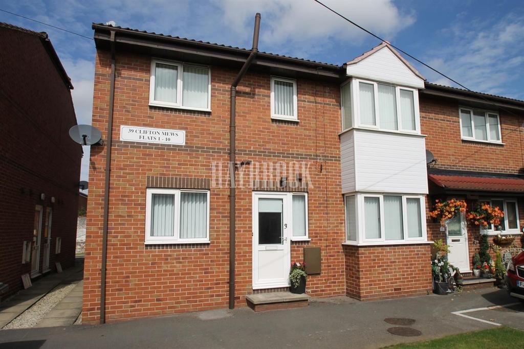 1 Bedroom Flat for sale in Gilberthorpe Street, Rotherham