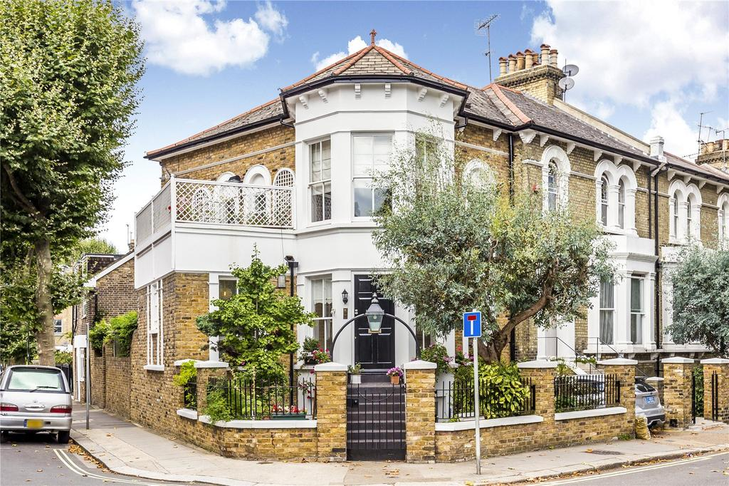 5 Bedrooms End Of Terrace House for sale in Bridge View, Hammersmith, London, W6