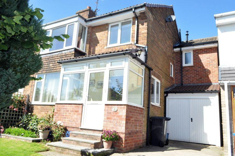 5 Bedrooms Semi Detached House for rent in St. Albans Road, Fulwood, Sheffield