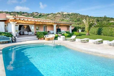 7 bedroom villa  - Porto Cervo, Costa Smeralda, Sardinia