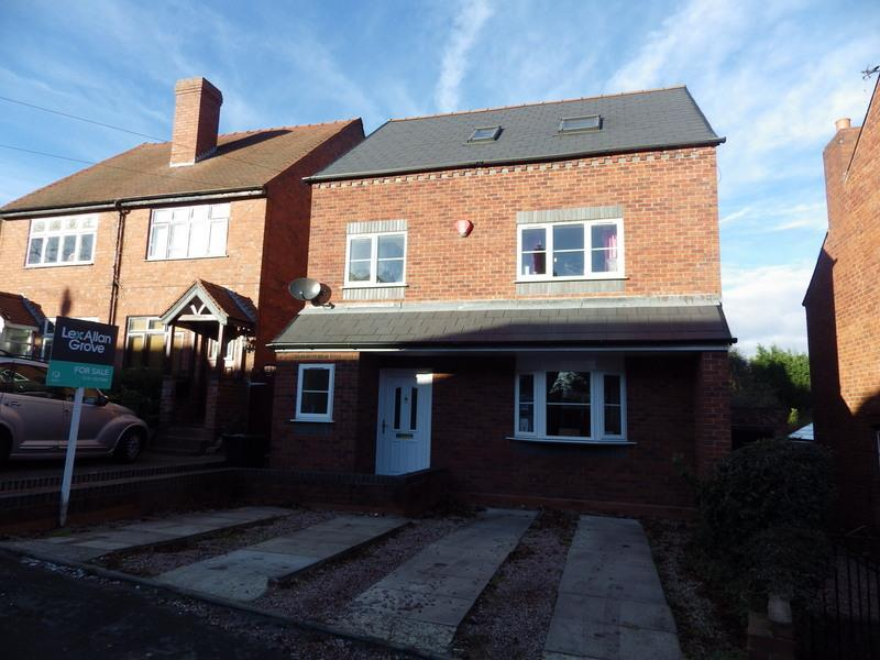 3 Bedrooms Detached House for sale in Beecher Street, Halesowen