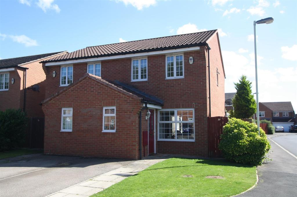 3 Bedrooms Semi Detached House for sale in Cypress Grove, School Aycliffe