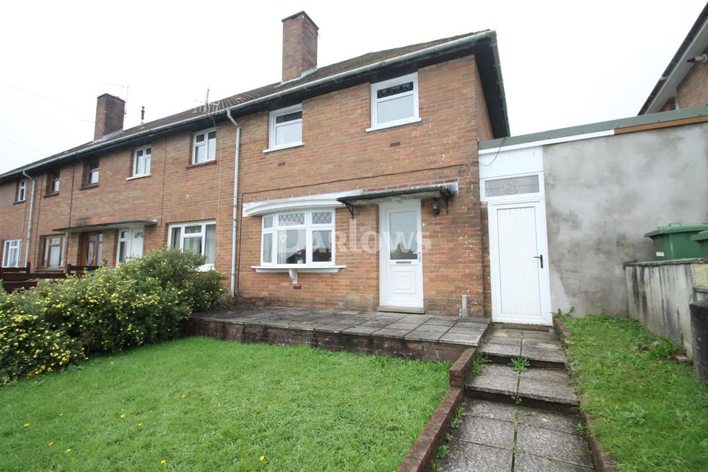 3 Bedrooms End Of Terrace House for sale in Heol Nant, Cilfynydd