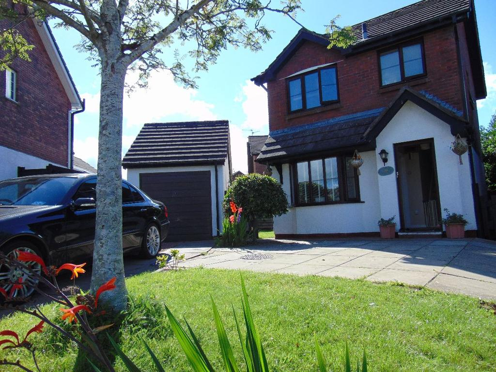 3 Bedrooms Detached House for sale in 40 Gable Avenue, Cockermouth, CA13 9BU