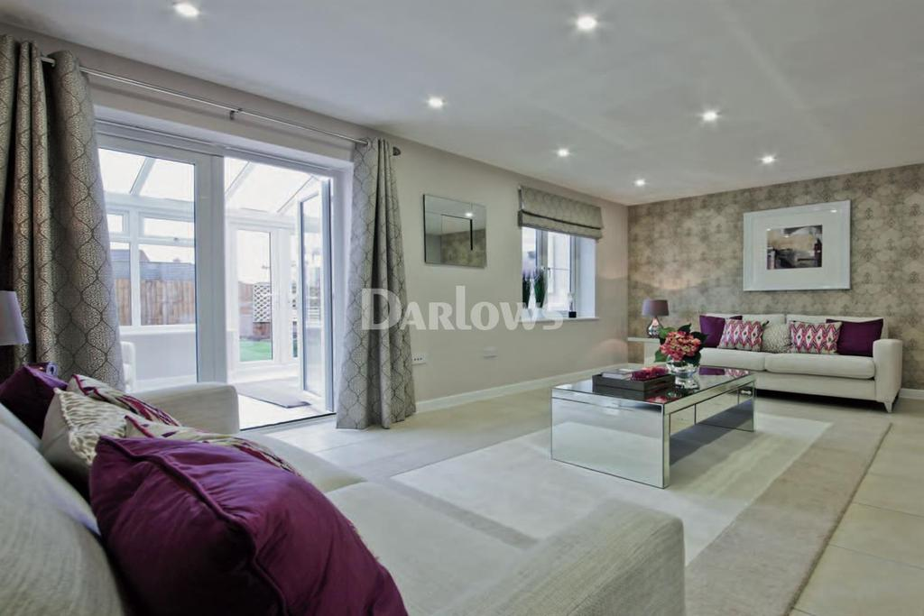 4 Bedrooms Detached House for sale in Plot 78 The Southerndown, The Alders
