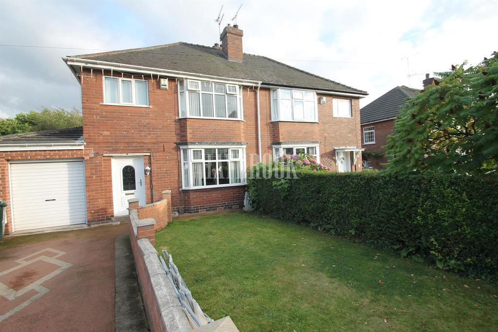 3 Bedrooms Semi Detached House for sale in Danum Drive, Clifton