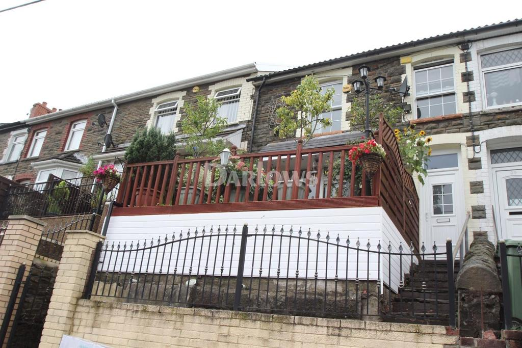 3 Bedrooms Terraced House for sale in North Road, Bargoed