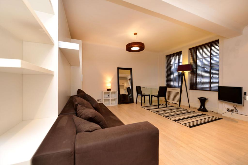 Studio Flat for sale in Ivor Court, Gloucester Place, Marylebone NW1