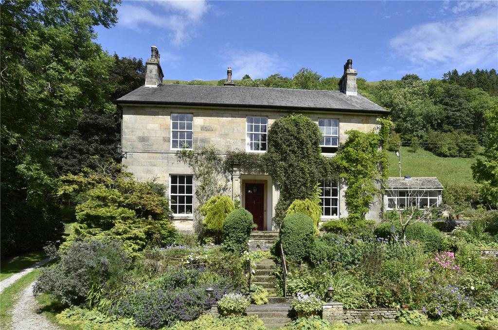 5 Bedrooms Detached House for sale in Stonelands, Litton, Near Skipton, North Yorkshire, BD23