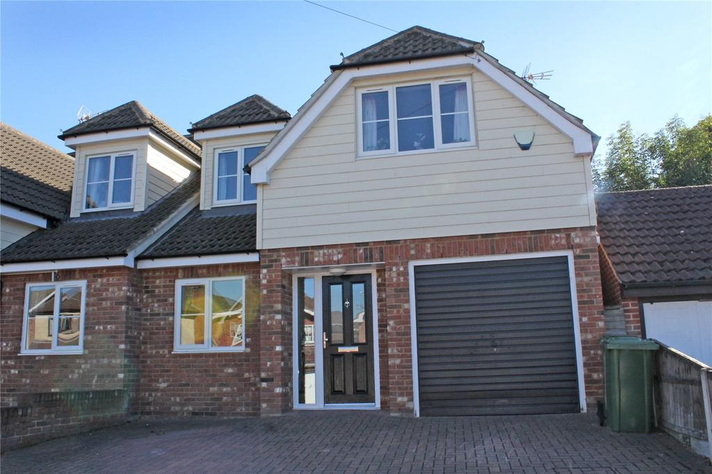 4 Bedrooms Semi Detached House for sale in Alexander Road, Langdon Hills, Essex, SS16