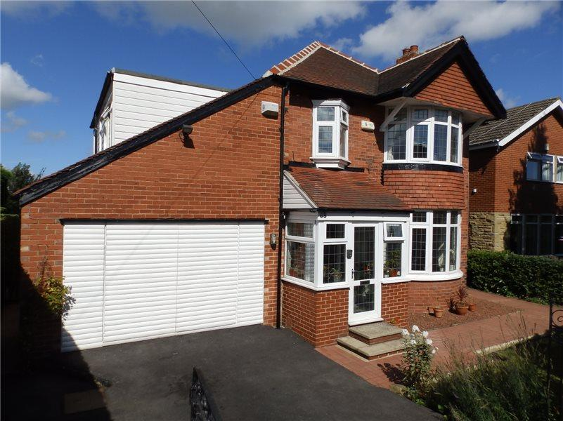 5 Bedrooms Detached House for sale in SANDHILL OVAL, LEEDS, LS17 8EE
