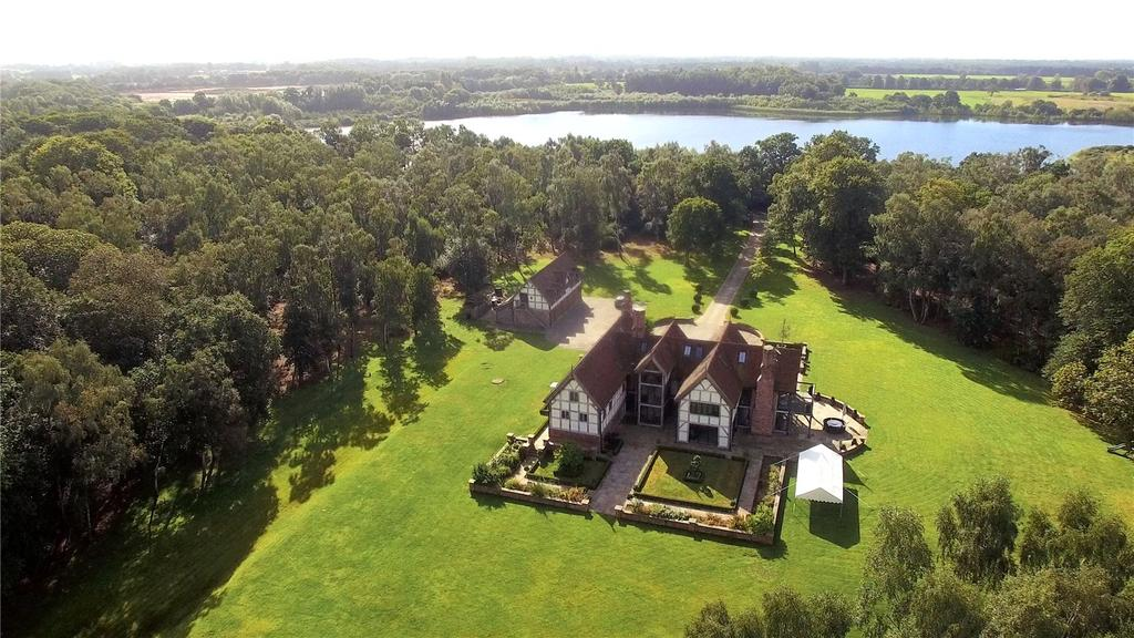 7 Bedrooms Detached House for sale in Bollington Lane, Nether Alderley, Cheshire, SK10