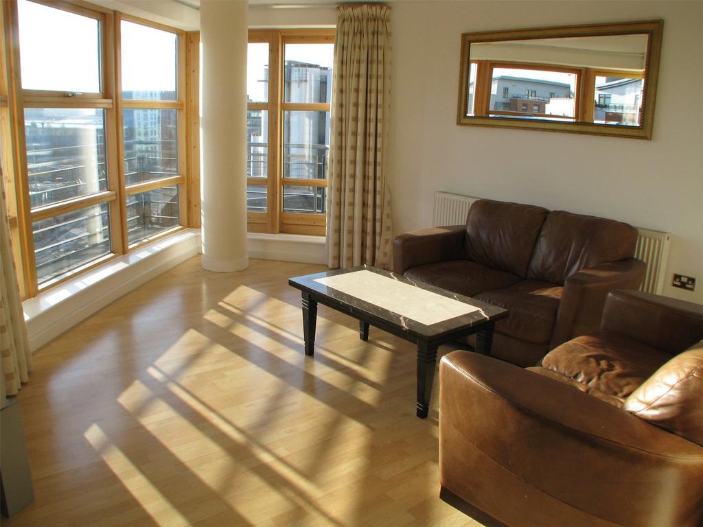 2 Bedrooms Flat for sale in Balmoral Place, Bowman Lane, Hunslet, Leeds