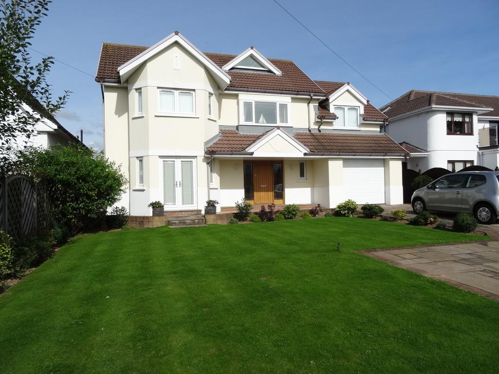 5 Bedrooms Detached House for sale in THE WILLOWS, DANYGRAIG AVENUE, NEWTON, PORTHCAWL, CF36 5AA